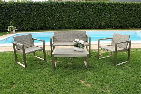 grancasa mobili da giardino mobili da giardino grancasa arredamento da giardino