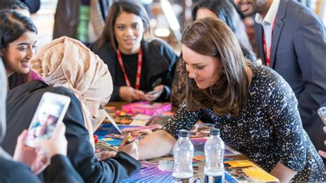 kate middleton tattoo kate middleton gets henna during trip the new daily
