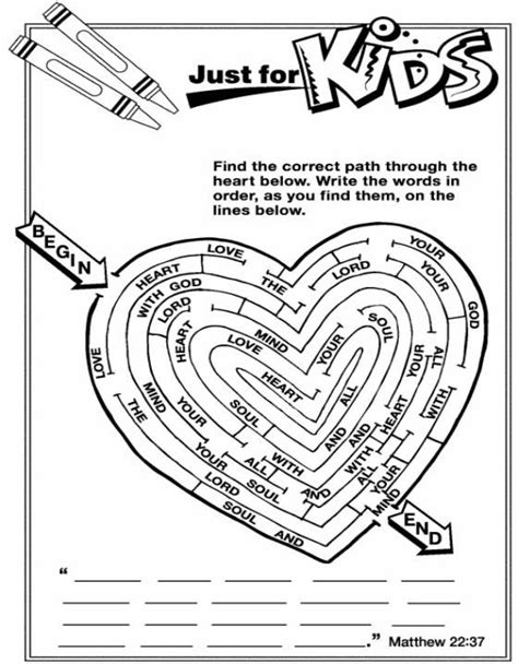 valentine coloring pages sunday school children s church faith on pinterest memory verse