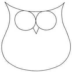 Owl Image Outline by Owl Outline Drawing Clipart Best