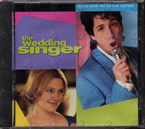 Wedding Songs Soundtracks by Various Artists The Wedding Singer Motion Picture