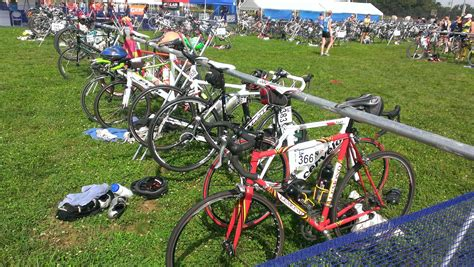 Transition Rack by Duathlon Bicycle Rack