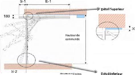 dimension porte de garage basculante standard dimension porte de garage basculante standard travaux et