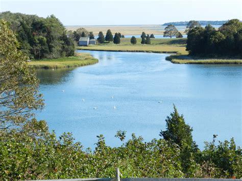 cape cod national seashore park salt pond visitor center at cape cod national seashore ma