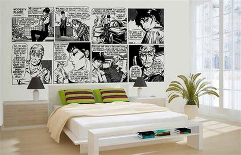 Lukisan Panel Minimalis Kupu Kupu 20 desain dinding kamar tidur minimalis kreatif 2018
