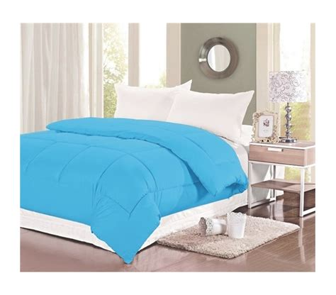 blue twin comforters 400 tc natural cotton twin xl comforter college ave blue