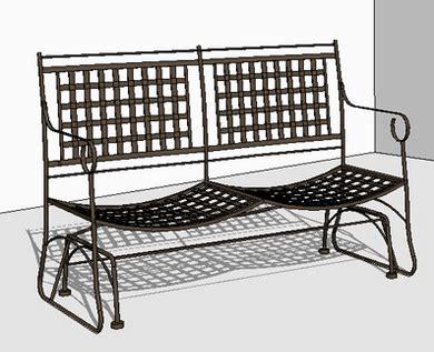 Daftar Kursi Taman Besi jual kursi besi taman murah bengkel las jaya