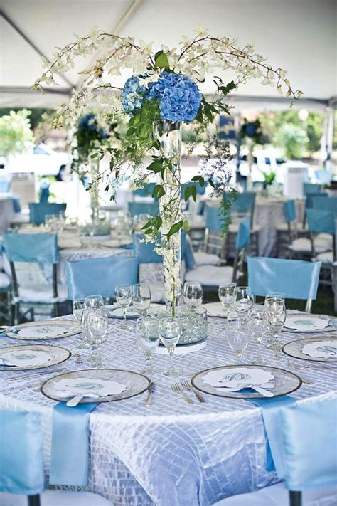 light blue wedding decorations oosile