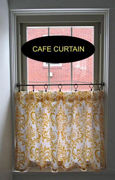cafe curtains bathroom window best 25 cafe curtain rods ideas on pinterest burlap