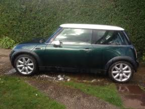 Mini Cooper S Alloy Wheels Bmw Mini Cooper 2002 Racing Green Cooper S