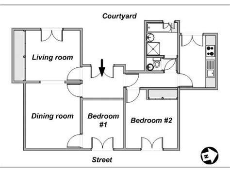 paris apartment floor plans paris apartment 2 bedroom apartment rental in chs