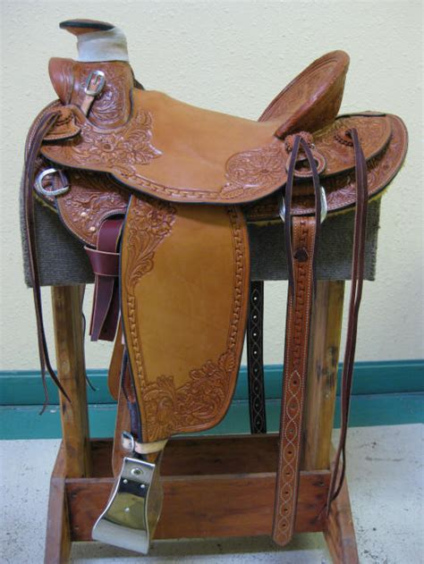 Handmade Western Saddles - custom saddles