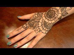 black henna tattoo tutorial 1000 images about henna diy on mehndi