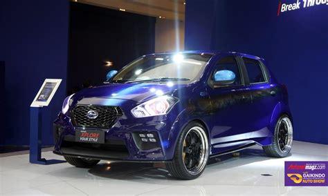 Mobil Datsun Go 2016 datsun go panca modifikasi giias 2016 autonetmagz