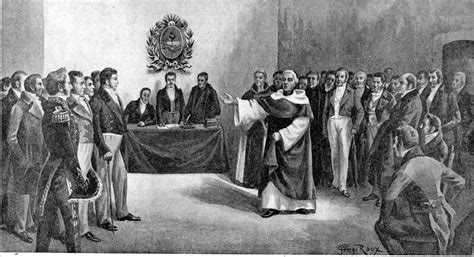 imagenes a blanco y negro de la independencia aprend 233 un poco las dos independencias de argentina