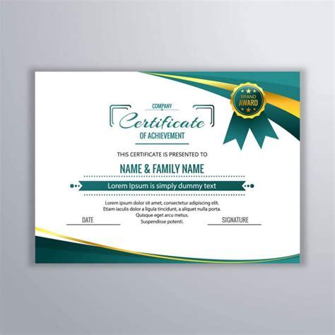 certificate design template certificate design vectors photos and psd files free