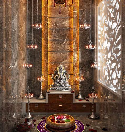 interior design architect  bangalore puja room