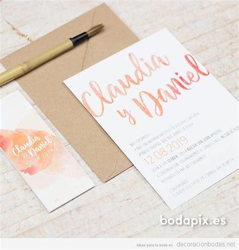 bodapix presenta las tendencias de invitaciones de boda para el 2018 comunicados estrella invitaciones de bodas dise 241 adas con muuuucho cari 241 o decoraci 243 n bodas
