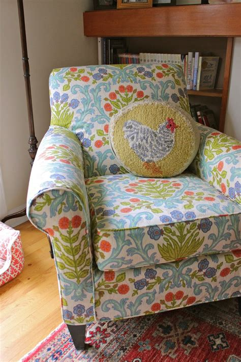 floral chair slipcovers custom slipcovers by shelley floral chair
