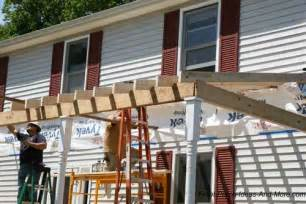 Framing A Patio by Building Plans For A Patio Roof Find House Plans