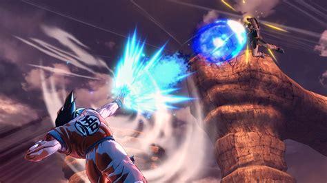 dragon ball xv wallpaper dragon ball xenoverse 2 review gamespot
