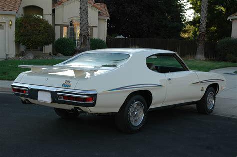1971 Pontiac Judge 1971 Pontiac Gto Judge 2 Door Hardtop 45126