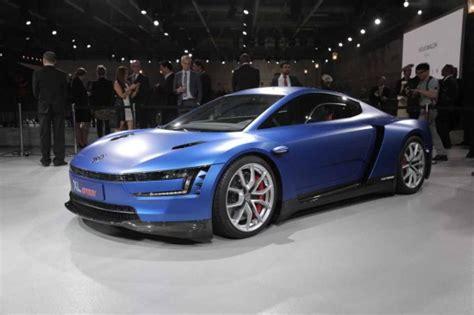 2014 volkswagen xl sport unveiled powered by