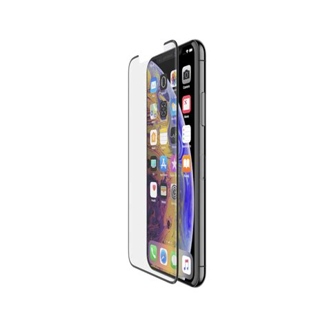 belkin screenforce 174 temperedcurve screen protection for iphone xs x