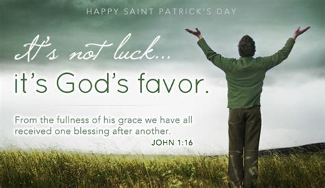 Free God's Favor eCard   eMail Free Personalized St