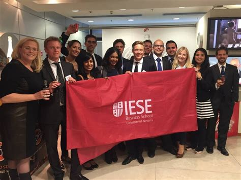 Iese Mba Location by Mba Information