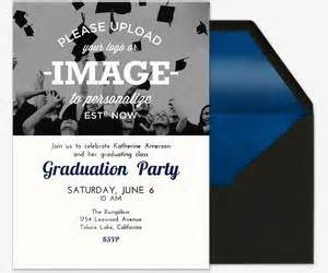 graduation free invitations