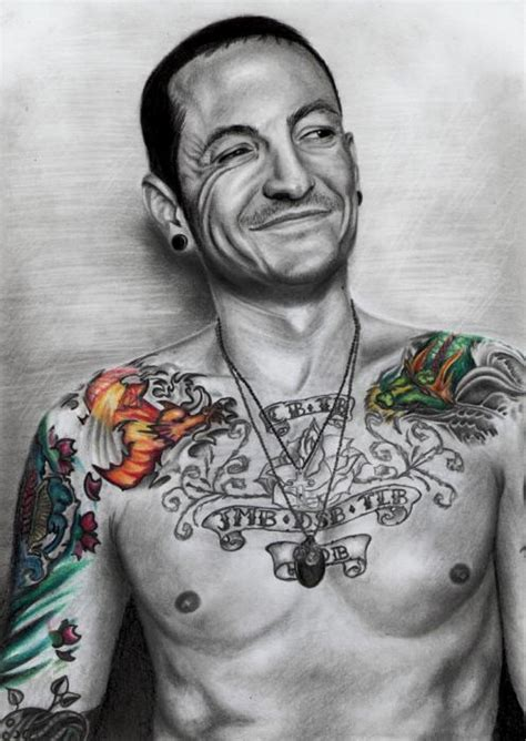tattoo chester image result for chester bennington tattoos chester