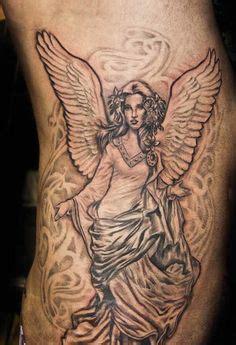 guardian angel tattoo johnny beautiful guardian angel tattoo males upperarms full and