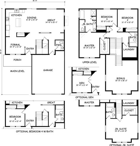 hayden homes floor plans the stoneridge encore new homes for sale id wa or