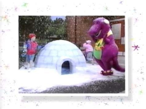 barney friends home sweet homes ending credits