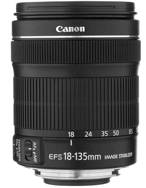 Canon Lensa Ef S 18 135 F3 5 5 canon ef s 18 135 f 3 5 5 6 is stm allround objektiv 18