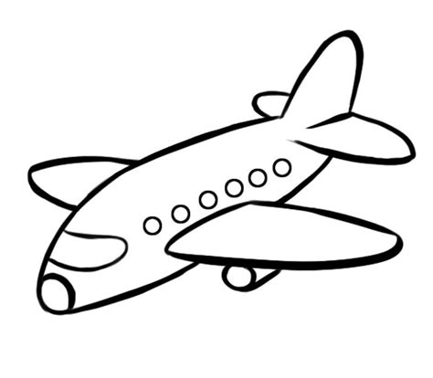imprimir imagenes jpg dibujos de aviones para colorear e imprimir gratis