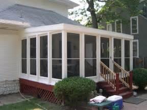 Porch enclosures 3 season rooms