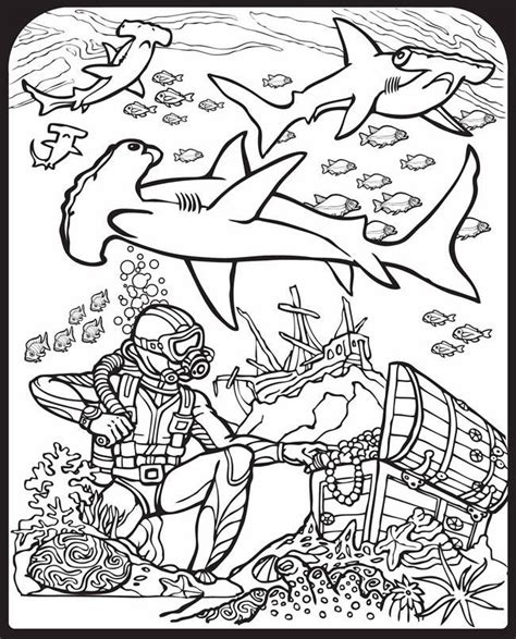 Printable Scuba Diver Coloring Pages by Scuba Diver Coloring Pages Printable Scuba Best Free