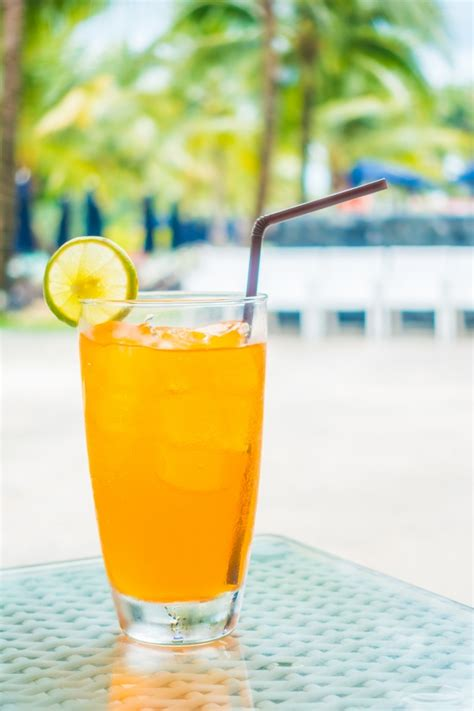 7 Delicious Sodas by Delicious Soda With A Slice Of Lime Photo Free