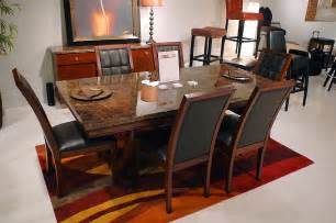 Stone Top Dining Room Tables by Fine Furniture Design Dining Room Trend Home Design And