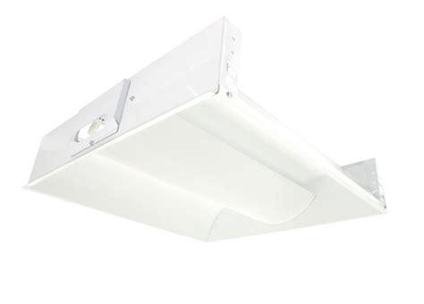 2x2 Indirect Light Fixtures Tamlite Recessed