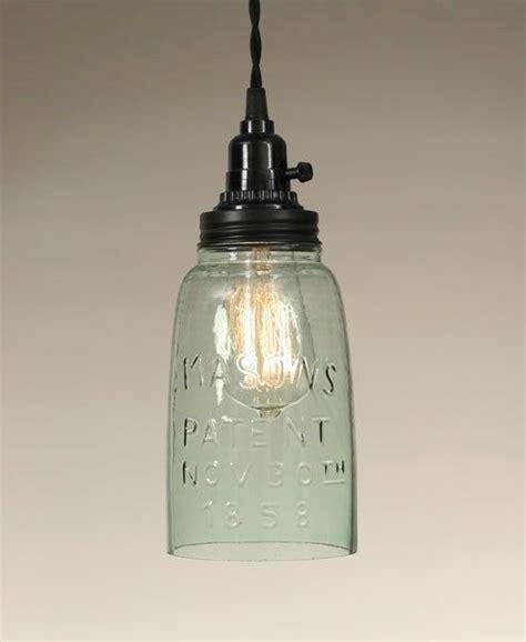 Pendant Lights Ebay Half Gallon Jar Pendant L Light Ebay