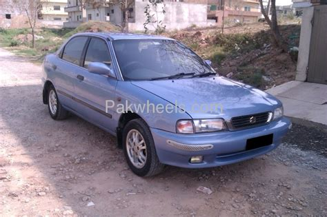 Suzuki Baleno 1 6 Gti Used Suzuki Baleno Gti 1 6 2001 Car For Sale In Islamabad