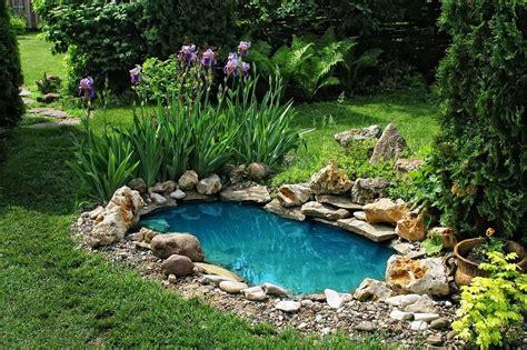 Gartenteich Gestalten Bilder
