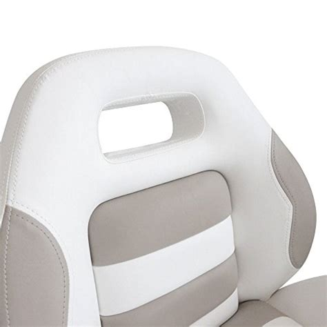 leader boat seats for sale leader accessories pontoon captains bucket seat boat seat