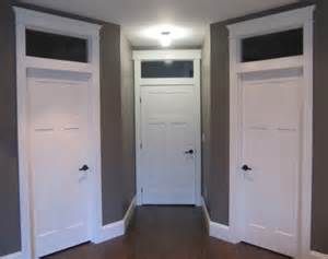 Interior Doors With Transom Jonathan Legate Lake House Project Visit