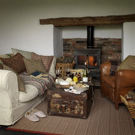 country livingroom ideas comfortable country living room living room design