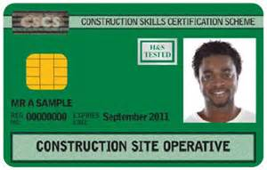 safety council offers cscs route