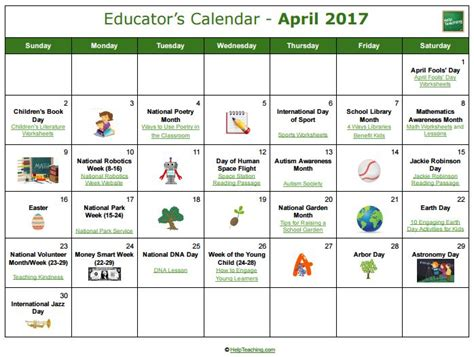 printable calendar resources 26 best ideas for classroom images on pinterest